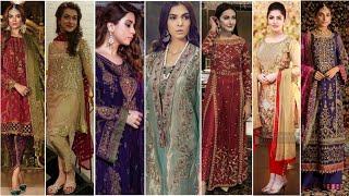 Wedding Style Fancy Dress Designs For Girls 2020