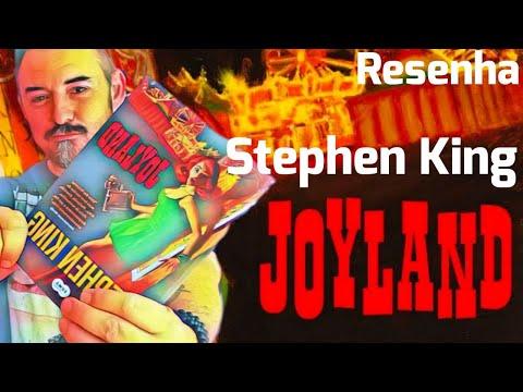 RESENHA | LIVROS | JOYLAND - STEPHEN KING
