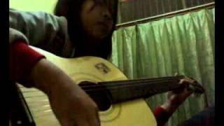 YUI-Oh My God guitar acoustic version_R.D