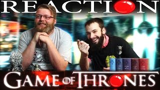 Coldplay's Game of Thrones The Musical REACTION!! w/ Calvin
