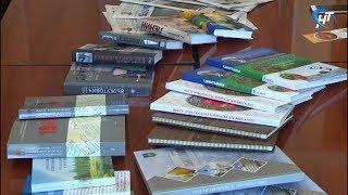 В Старой Руссе проходит благотворительная акция «Городу Достоевского – книгу в подарок»