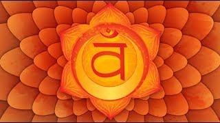 SACRAL CHAKRA Healing Meditation Music | BOOST SELF ESTEEM & CREATIVITY - Heal Thyself Swadhishthana