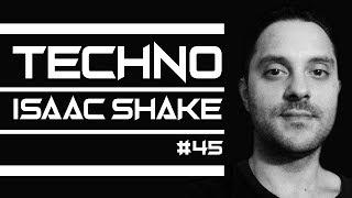 Techno Music 2019 by Isaac Shake – DJ Mix Oscuro #45