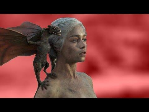 Hra o trůny - Dcera draků (remix)