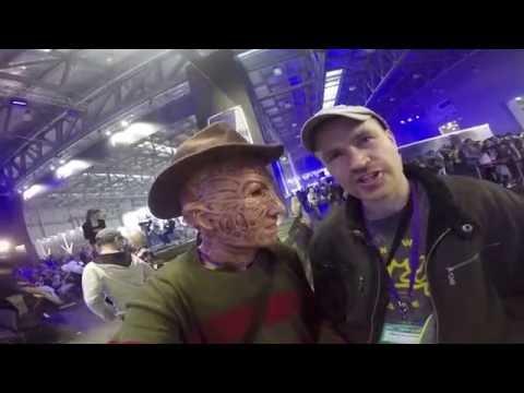 Игромир 2016 - Freddy берет интервью у Ваномаса(Vanomas)
