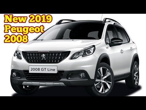 New 2019 Peugeot 2008 SUV Off Road  Car/ Interior & Exterior Review / Driving On Road & Off Road