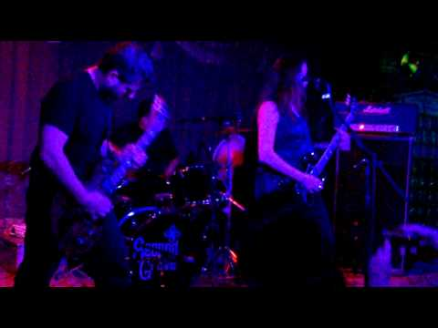 "Second Grave - ""Mountains of Madness"" - Ralph's Diner - August 30, 2012"