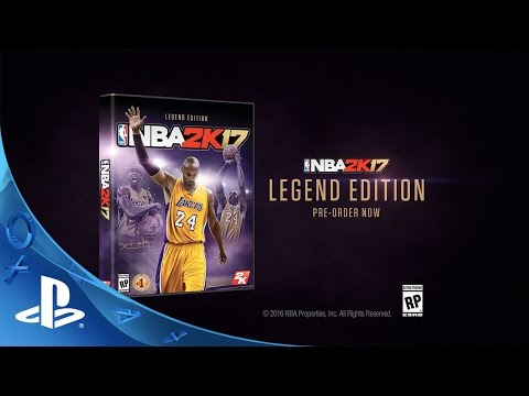 Commercial for NBA 2K17 (2016) (Television Commercial)
