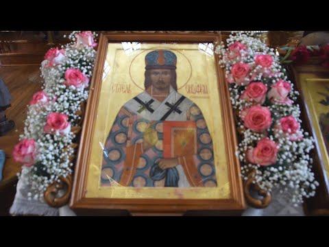 Именины святителя Онуфрия (Гагалюка)