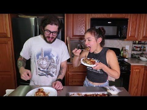 Cook with Me // Healthy Vegan Lasagna (Low-Carb/Grain-Free/GF Recipe)
