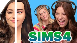 Kenzie Ziegler Controls Her Life In The Sims 4 • In Control With Kelsey Ep. 3