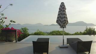 Amazing Panoramic Andaman Sea Views from this Very Special Pool Villa in Cape Panwa