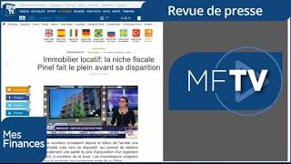 RDP semaine 15 : la présidentielle inquiète les épargnants et le Pinel explose les compteurs