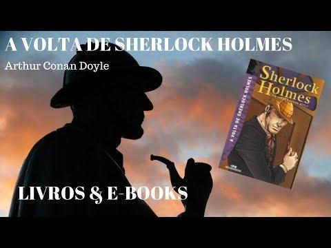 #lendosherlock A VOLTA DE SHERLOCK HOLMES - Arthur Conan Doyle