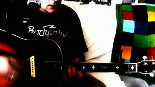 You And I Will Meet Again ~ Tom Petty & the Heartbreakers ~ Cover w/ Johnson JSD-66
