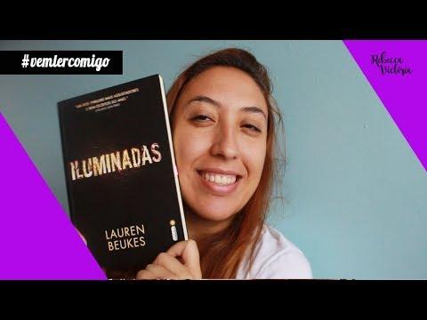 Vem ler Comigo: Iluminadas | Rebecca Victória