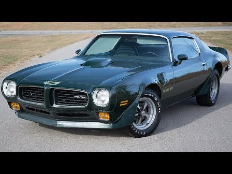 Video of '73 Firebird Trans Am - JTJA