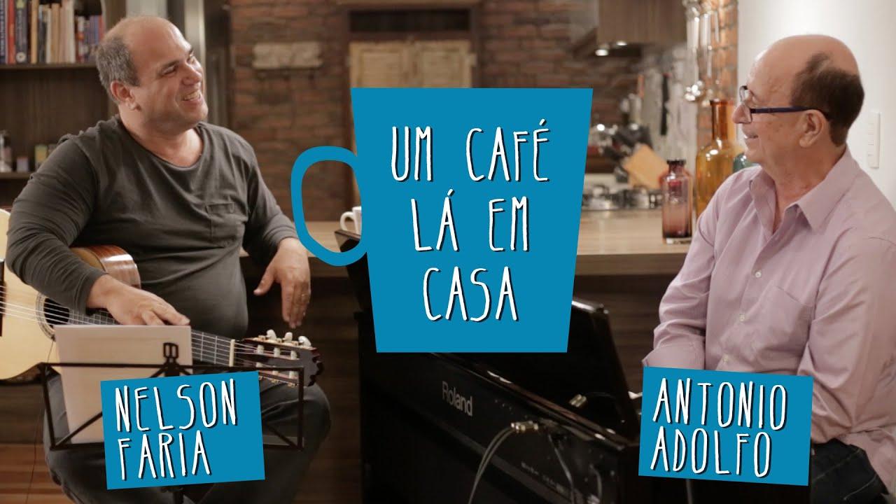 with Nelson Faria: Um Café lá em Casa