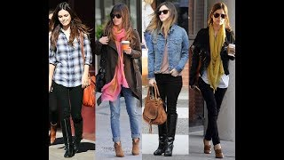 Celebrity Style Casual
