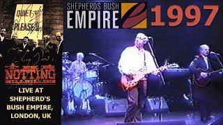 [50 fps] The Notting Hillbillies (feat Mark Knopfler) LIVE 1997 — SBE, London