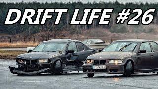 Drift Life #26 - Rozwaliłem BMW, Formula Gruz