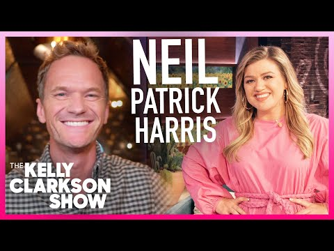 Neil Patrick Harris & Kelly's Escape Room Obsession