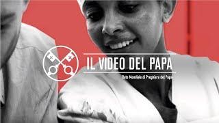 Le intenzioni di preghiera del Papa per aprile 2019