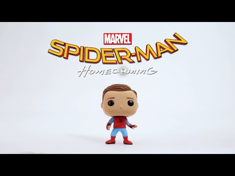 New Spider-Man Homecoming toys at Walmart! | MTW