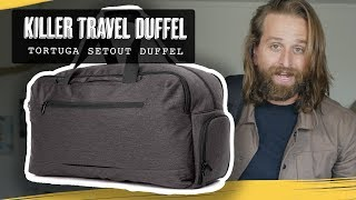 THE BEST MAX CARRY ON DUFFEL BAG?