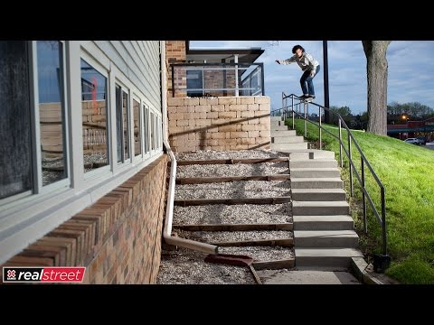 Cole Wilson | X Games Real Street 2017