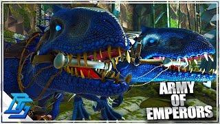 The STRONGEST Land Mount Yet! (Ark Survival Evolved Primal Fear) #29