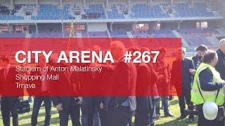 preview picture of video 'CITY ARENA - (267) Mimoriadny kontrolný deň (9.Apríl 2015) - #1 Premiér, Architekt a Prezident SFZ'