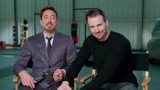 Captain America: The Road to Civil War