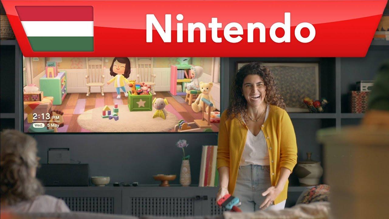Animal Crossing: New Horizons - Hatalmas bejelentésl! | Nintendo Switch