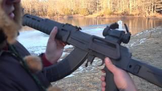 Disparando Hielitos con Escopetas, Rifles y Carabinas en 4k