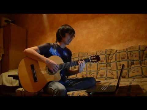 Парень из Казахстана красиво поет песню из Шрека (Leonard Cohen - Hallelujah)