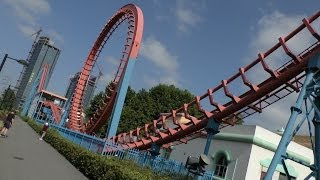 preview picture of video 'Max Speed - Suzhou Amusement Park (including POV)'