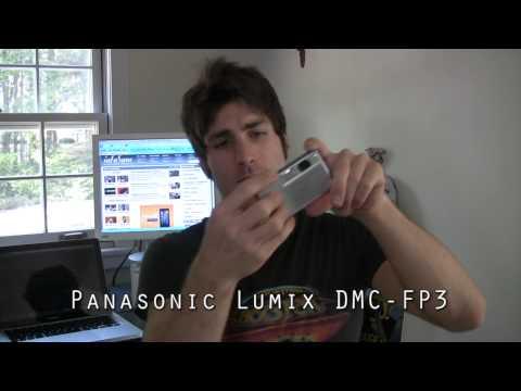Panasonic Lumix DMC-FP3 Review