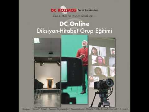 Online Canlı Diksiyon Hitabet Eğitimi
