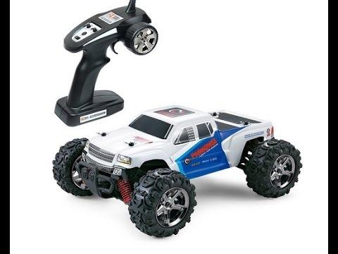 40 KM/h RC Car Auto Truggy Monstertruck 1:24SUBOTECH 25 MPH 40 Min Spielzeit