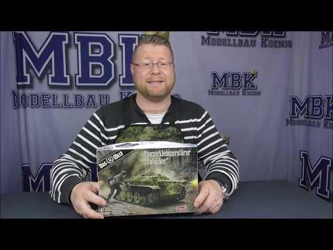 MBK packt aus #154 - 1:35 Panzerkleinzerstörer Rutscher (Das Werk 35007)