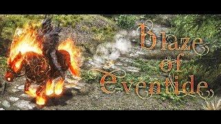 TES 5: Skyrim Обзор на коня из Darksiders:  Руина/Искра/Сумеречное пламья/Blaze Of Eventide