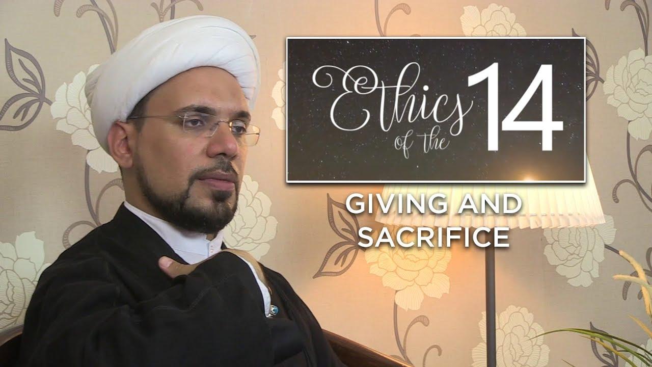 Giving and Sacrifice