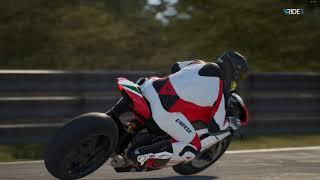 Ride3 : Ducati Panigale V4  Speciale ไปให้สุดแล้วหยุดที่ชัยชนะ