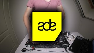 ADE 2016 Mix | Electro Big Room & Trap Mix by Adrian Noble | Traktor S4 MK2