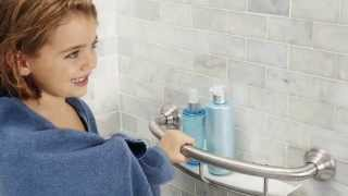 Watch Showering Accessories | Moen Thoughtful Design