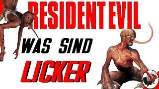 Was sind Licker? - Resident Evil Lore