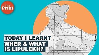 Lipulekh - the reason for the India-Nepal standoff