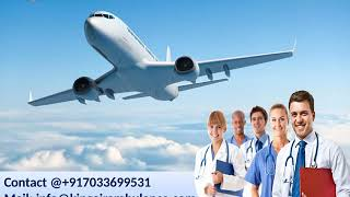 Finest Air Ambulance Services in Delhi and Patna by King Ambulance