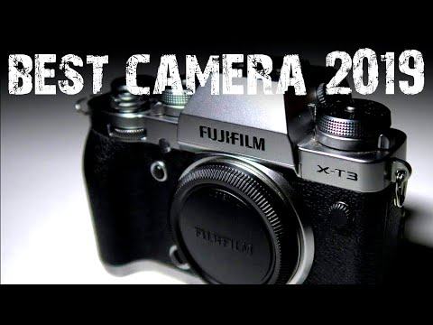 The Best TRAVEL CAMERA of 2019 | Fujifilm X-T3 Review